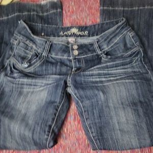 Almost Famous Jean's NWOT